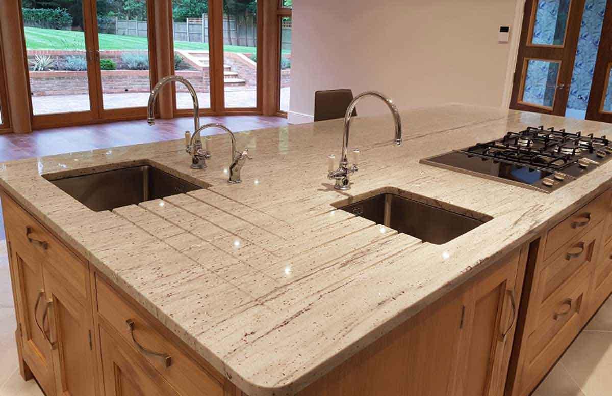 Limestone Kitchen Worktops : Kitchen worktop london worktops